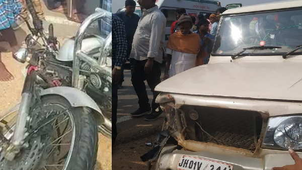 jharkhand giridih four people died in road accident