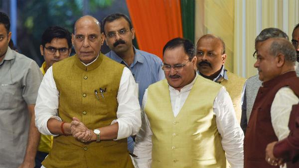 अयोध्या विवाद पर SC के फैसले से पहले BJP की तमाम नेताओं को चेतावनी