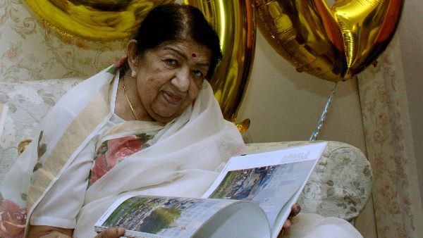 Social Media Rumours on Lata Mangeshkar is no More, Family says she is Stable and Getting Better