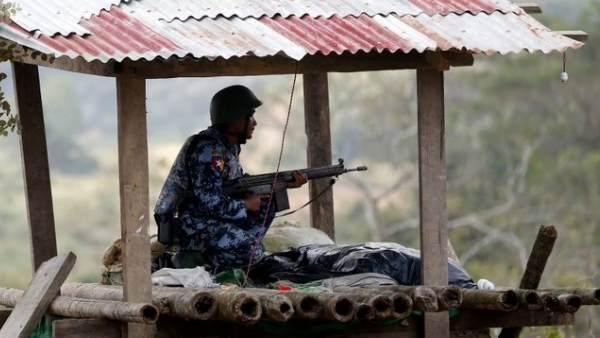 म्यांमार की विद्रोही सेना ने भारतीयों का अपहरण किया, एक की मौत होने पर माफी मांगी