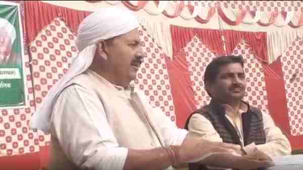 Khap leader Naresh Tikait a big statement about love marriage in Baghpat