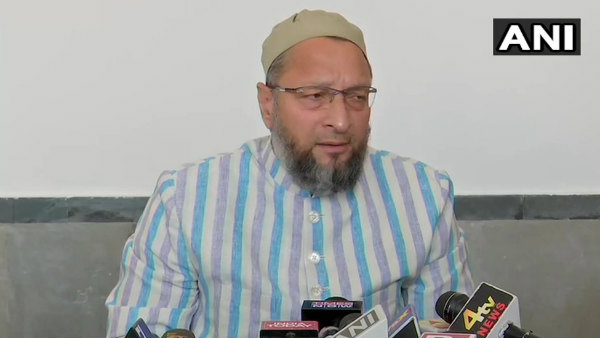 Owaisi has said on the possibility of joining the NCP government in Maharashtra that first let it happen and then think