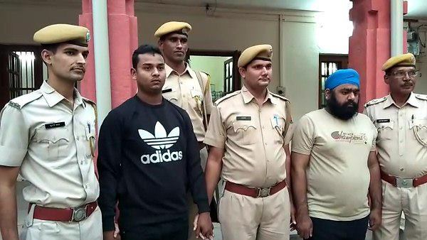 pakistani citizen arrested by ajmer police for investment fraud