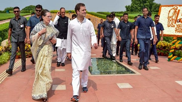 new security protocol for gandhi family, crpf writes to all states and uts