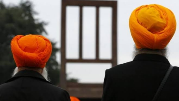 The highest number of religious hatred cases registered against Sikhs in America