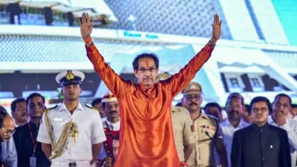 उद्धव ठाकरे के सीएम बनते ही शिवसेना ने साधा भाजपा पर निशाना, कहा- 'भगवा ध्वज से दुश्मनी.....'