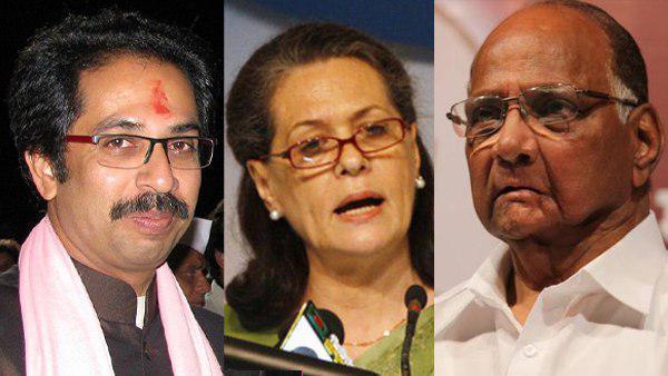 शिवसेना-NCP-कांग्रेस क्या अपने वैचारिक मतभेद भुला पाएंगे