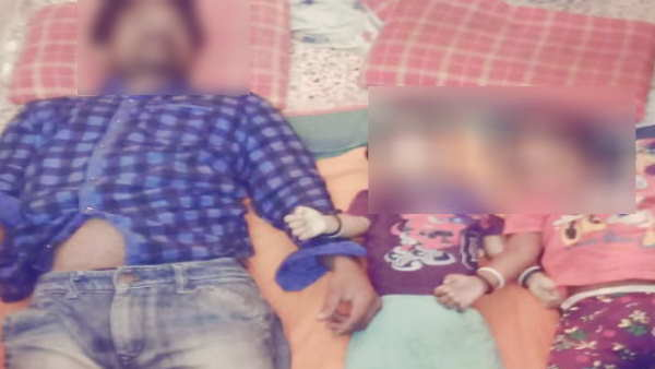 mumbai father first killed his daughter and son then did suicide