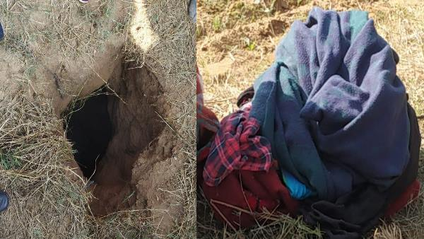 17 year old girl fall in borewell in Lalsot Dausa, found on paper Now will not meet