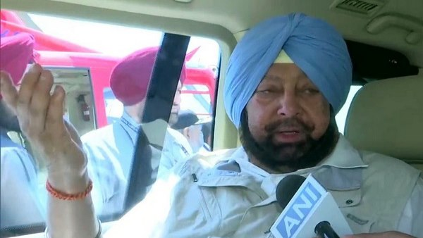 CM Captain Amarinder Singh has announced free police help to women, drop them home safely