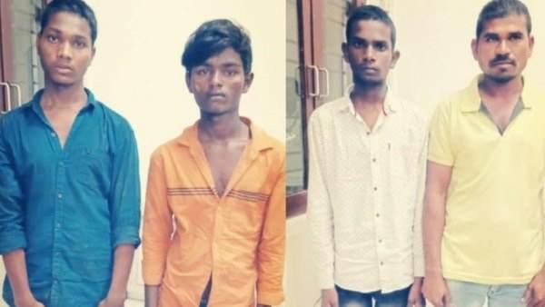 हैदराबाद डॉक्टर गैंगरेप-मर्डर: जेल में चारों दरिंदों को डिनर में मिली मटन करी