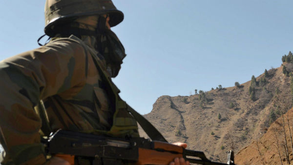Jammu and Kashmir Pakistan breaks ceasefire in Uri sector one Security personnel martyr
