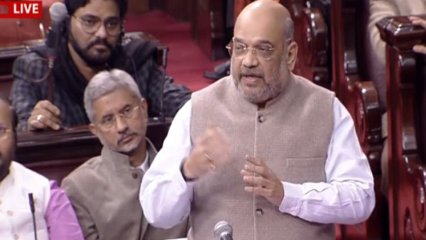 Citizenship Amendment Bill 2019 Rajya Sabha amit shah bjp narendra modi