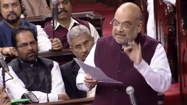 Citizenship Amendment Bill to be introduced in Lok Sabha by home minister Amit Shah tomorrow