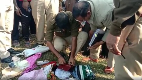 woman dead body found in pilibhit suspected murder after rape