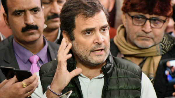 Congress leader Rahul Gandhi to address a rally in Assam against CAA And NRC