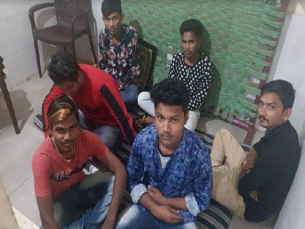 सूरत में गुजरात पुलिस की रेड पड़ी: स्पा की आड़ में मॉल से चल रहा था बुरा धंधा, पुलिस ने छुड़ाईं 27 विदेशी लड़कियां, 6 युवक दबोचे