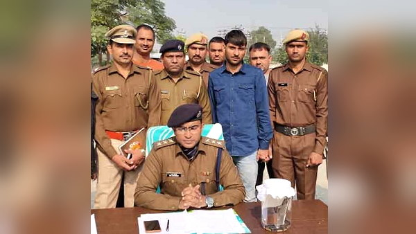 Delhi Police most Wanted Criminal arrested in sonipat haryana