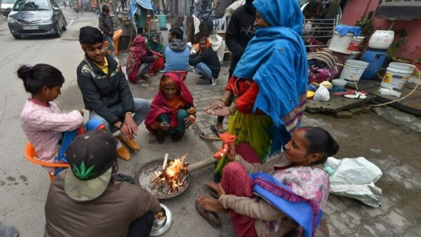 Night temperatures reached one degree in many places in Rajasthan