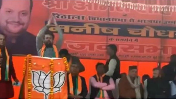Delhi Elections 2020: Union Minister Anurag Thakur leads chants of shoot the traitors at rally