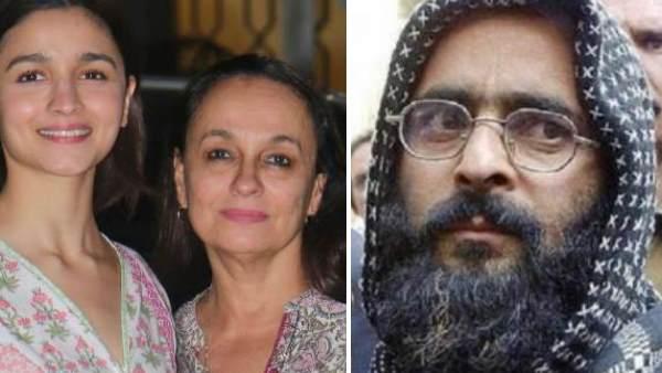 अफजल गुरु की फांसी पर सोनी राजदान ने किया विवादित ट्वीट, बताया 'बलि का बकरा'
