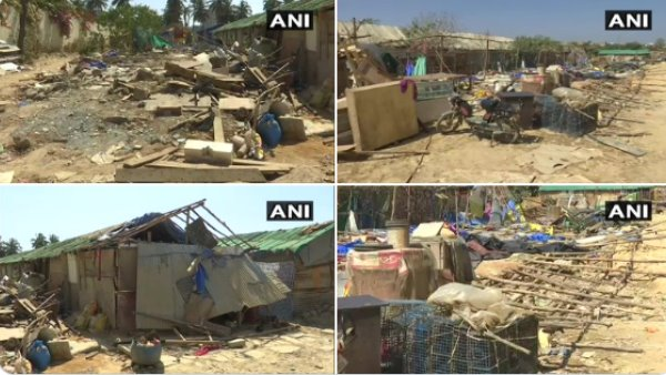 बेंगलुरु: 'बांग्लादेशी' बताकर तोड़ दी गरीबों की झुग्गियां, प्रशासन ने इंजीनियर को हटाया