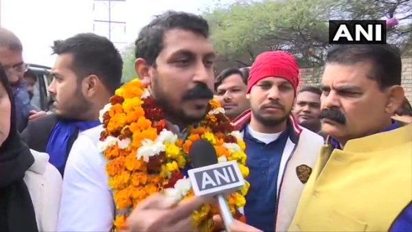 भीम आर्मी प्रमुख चंद्रशेखर को जमानत की शर्तों में छूट, कोर्ट ने दी दिल्ली आने की इजाजत