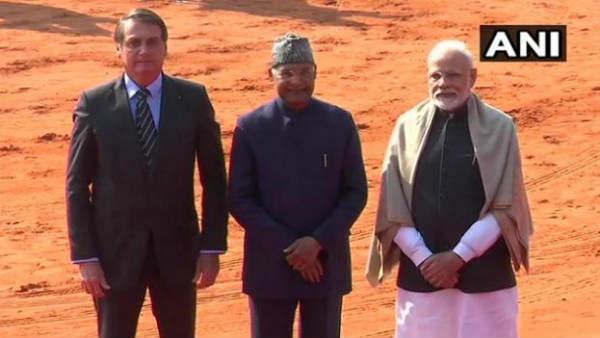 गणतंत्र दिवस: मुख्य अतिथि ब्राजील के राष्ट्रपति बोलसोनारो भारत पहुंचे, पीएम मोदी से हुई मीटिंग