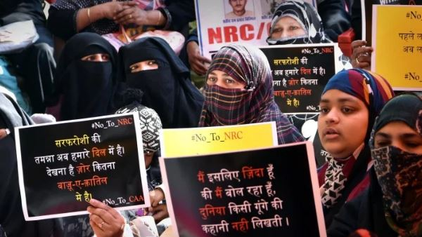 CAA protest women protest similar as shaheen bagh in prayagraj