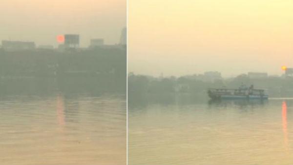 यह पढ़ें:बेहद खूबसूरत है नव वर्ष की पहली सुबह, काशी में गंगा आरती तो बंगाल से आई मन मोहने वाली तस्वीरें