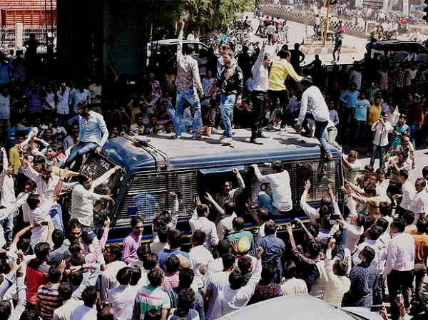 Treason case of Patidar reservation agitation, action started after 4 years