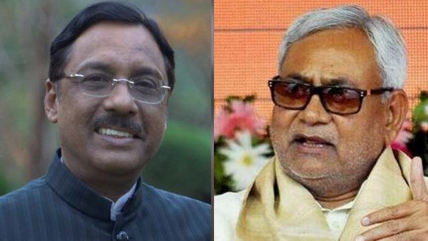 JDU Pavan Varma to Nitish Kumar over alliance with BJP Delhi Elections