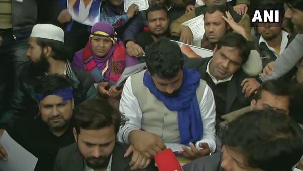 सशर्त जमानत के बाद चंद्रशेखर के जामा मस्जिद जाने पर दिल्ली पुलिस ने क्या कहा