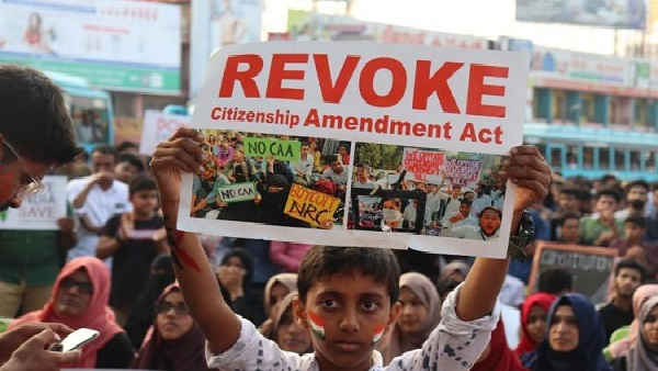 ये भी पढ़ें:CAA के खिलाफ सुप्रीम कोर्ट पहुंचा मुस्लिम लीग, एक्ट के नोटिफिकेशन पर रोक लगाने की मांग की