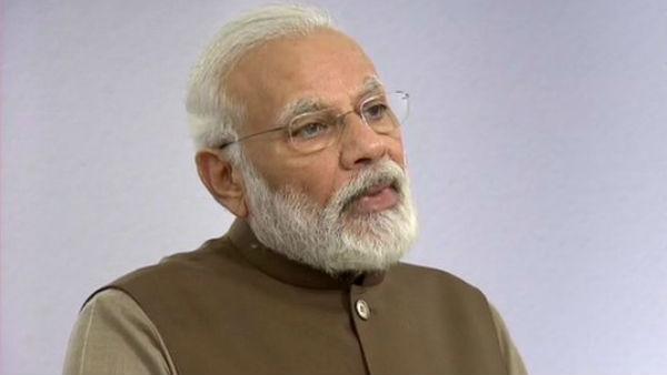 इसे भी पढ़ें- भारतीय सभ्यता विवाद को ताकत से नहीं संवाद से सुलझाने में विश्वास रखती है: पीएम मोदी