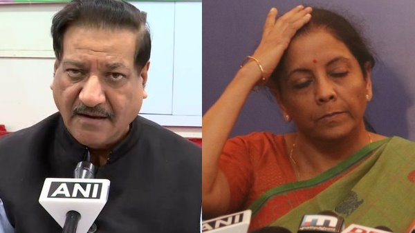 कांग्रेस नेता का दावा- PMO की प्री-बजट बैठकों में नहीं बुलाई गईं वित्त मंत्री निर्मला सीतारमण