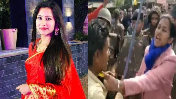 कौन हैं प्रिया वर्मा, CAA पर प्रदर्शनकारियों से भिड़ते हुए वायरल हो रहा है जिनका वीडियो