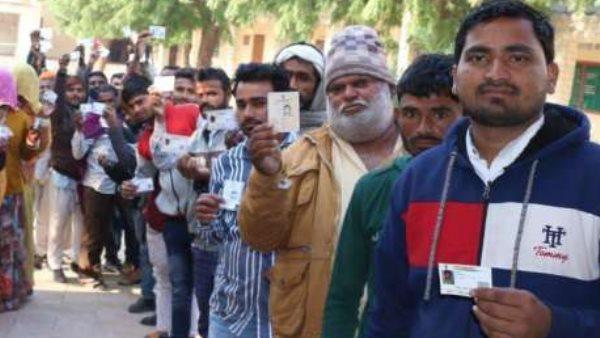 राजस्थान पंचायत चुनाव 2020 : पहले चरण में 59 हजार 946 प्रत्याशियों की किस्मत दांव पर, मतदान जारी