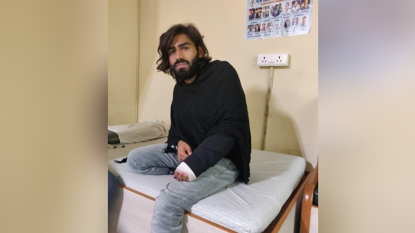 Jamia Millia student Shahdab Farooq injured in firing released from AIIMS after surgery