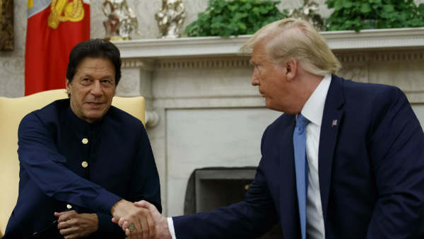 America-Iran Tension: Pakistan Is ready to play its Role for Peace, Imran Khan said Dont want to part of any War