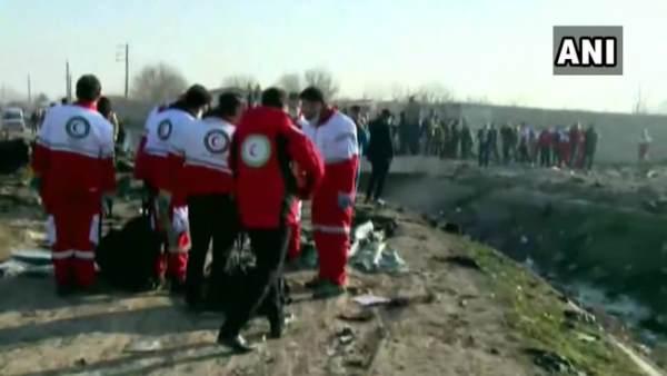 ईरान के तेहरान में यूक्रेन का प्लेन क्रैश, क्रू सहित सभी 180 यात्रियों की मौत