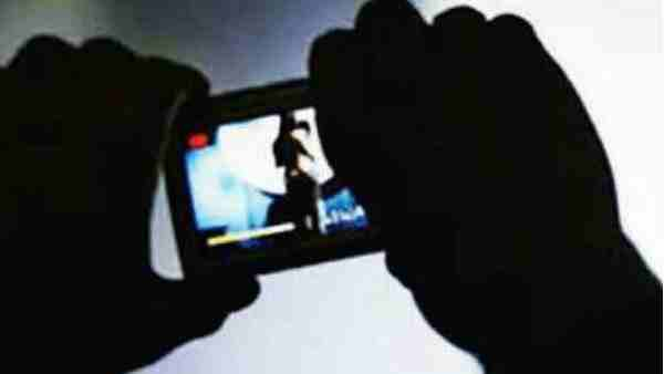 objectionable video of female policeman viral by constable