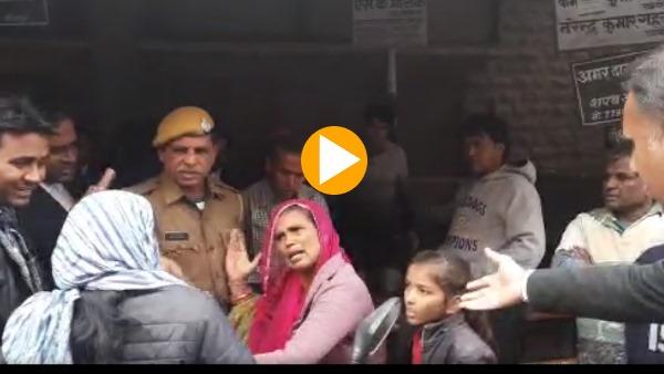 Jodhpur : पति की प्रेमिका पर टूट पड़ी पत्नी, देखें राजस्थान के इस हाई वोल्टेज ड्रामा का Video