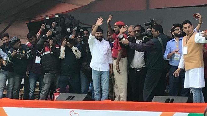 CAA: पटना के गांधी मैदान में इस क़ानून के ख़िलाफ़ जुटी भारी भीड़