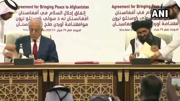 US-तालिबान समझौता: अमेरिका 14 महीने में अफगानिस्तान से हटाएगा फौज