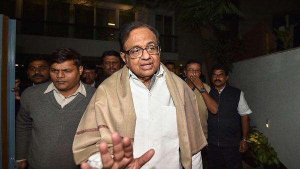 Congress leader P Chidambaram also criticized