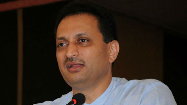 Hegde made controversial remarks about Mahatma Gandhi