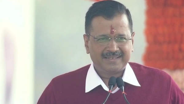 pm narendra modi congratulate aap chief arvind kejriwal on taking oath as cm of delhi