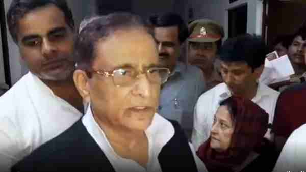 Rampur SP expressed apprehension that law and order may deteriorate on Azam Khan arrest