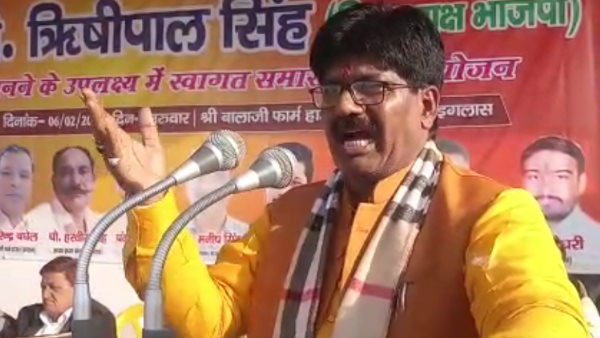 BJP MLA said to leave country if you have no certificate of father